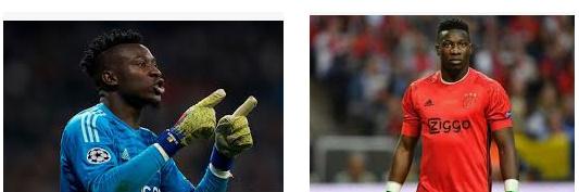 Andre Onana Kiper Muda Berbakat di Liga Champions