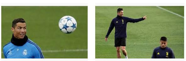 Kerja keras Cristiano Ronaldo