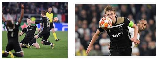 Matthijs De Ligt Pemain Muda Paling Berbakat di Liga Champions