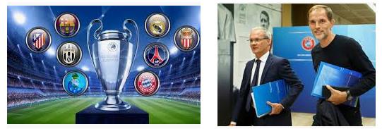 Peraturn Liga Champions