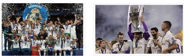 Rekor Juara Terbanyak Liga Champions Real Madrid