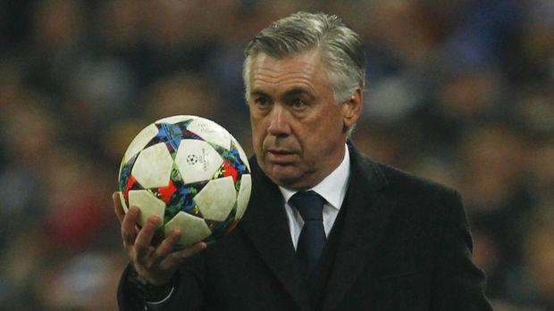Rekor pelatih Carlo Ancelotti di Liga Champions