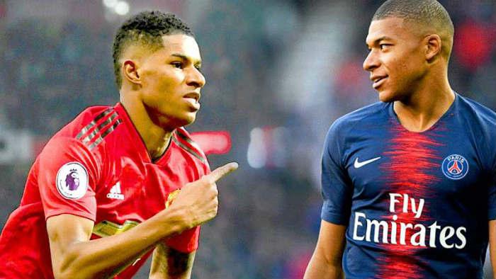 pemain muda sepakbola terbaik di Liga Champions