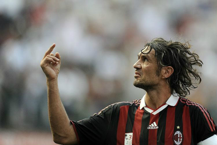 Paolo Maldini Pemain Terbaik Dalam Sejarah Liga Italia
