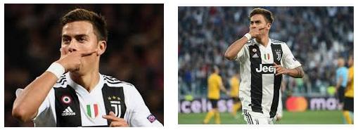 Paulo Dybala Pemain Mudah Berbakat di Liga Italia