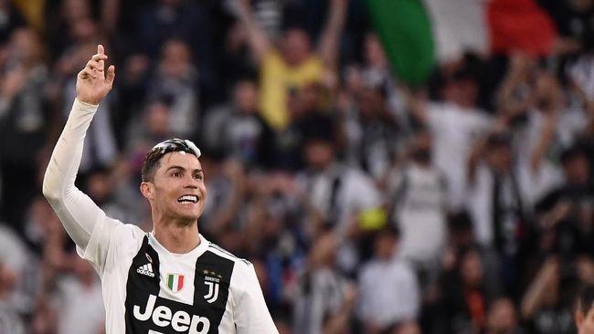 Kesuksesan Cristiano Ronaldo